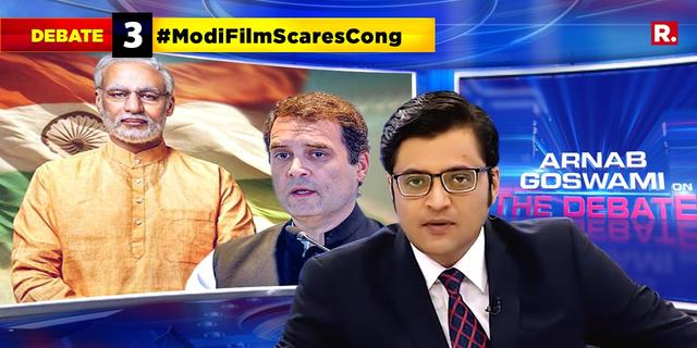 Why does PM Modi biopic worry Congress?