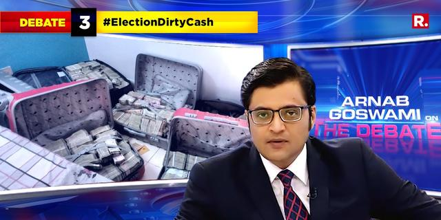 #ElectionDirtyCash
