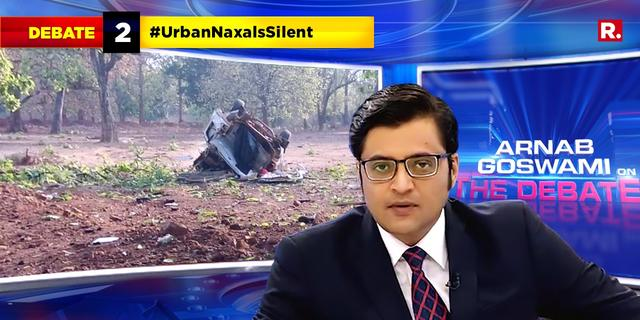 5 killed in a Maoist attack in Dantewada, Chhattisgarh. Why are the #UrbanNaxalsSilent?