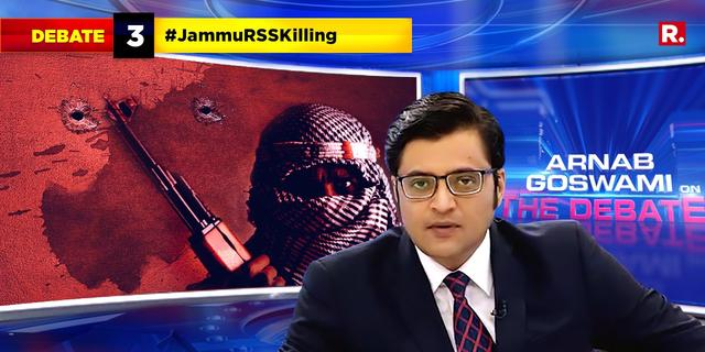 RSS leader gunned down in Kishtwar, why are Kashmir terror apologists silent?