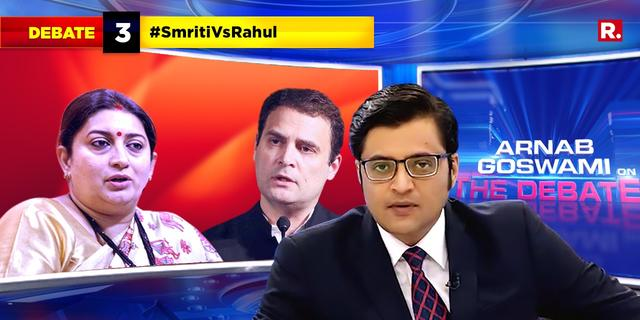 Congress makes Smriti Irani its number one target, is Amethi campaign making them nervous?