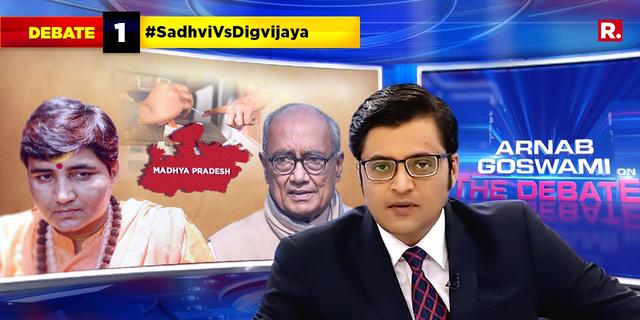 Sadhvi Pragya not acquitted yet, why is BJP fielding her?