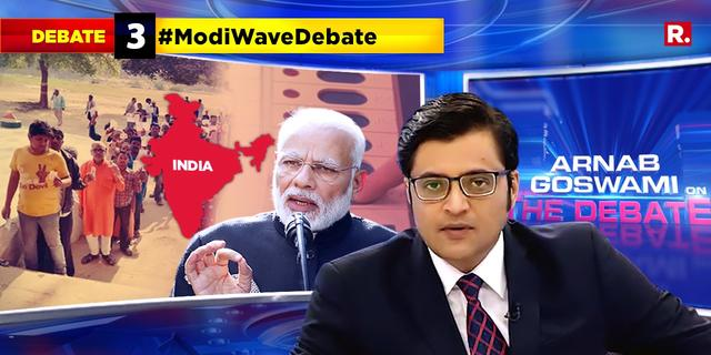 Do you believe the Modi wave is alive in 2019?