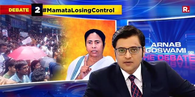 Doctors protest across the state, is #MamataLosingControl?