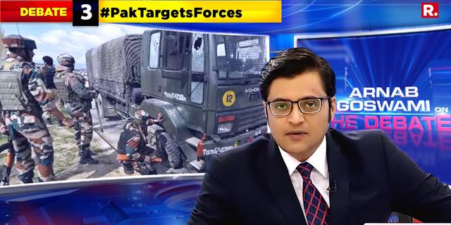 #PakTargetsForces