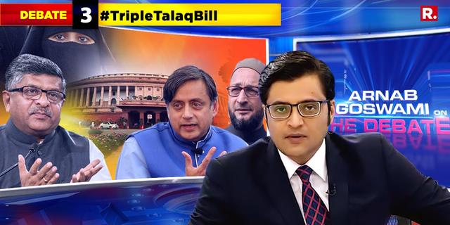 Congress wants Triple Talaq to stay