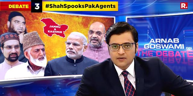 Amit Shah spooks separatists