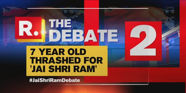 7 years old thrashed for 'Jai Shri Ram' chant