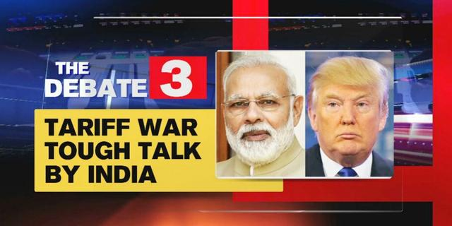 India Sends Trump A Tough Message