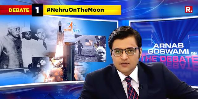 Congress credits ISRO's success to Nehru
