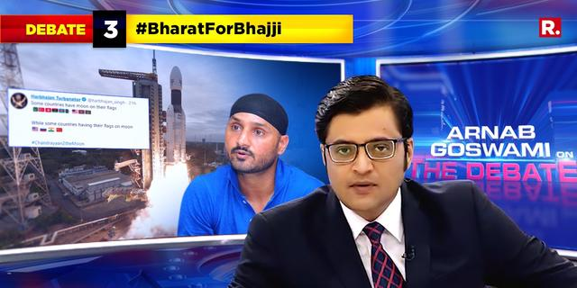 Lobby goes after Harbhajan Singh