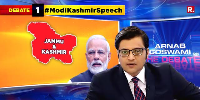 PM Modi Declares: New Kashmir Is Here