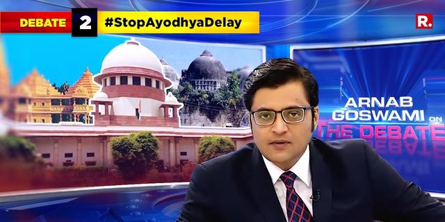 ourt Fast-tracks Ayodhya case, Delay Lobby Blocks