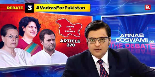 Vadras now validate 'Sympathiser' claim, oppose Kashmir's integration