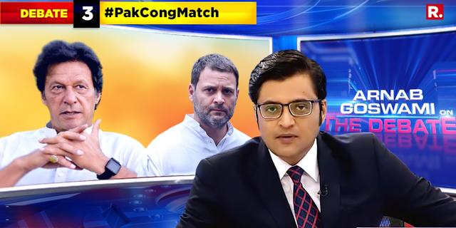 Congress & Imran Khan: 100% Match
