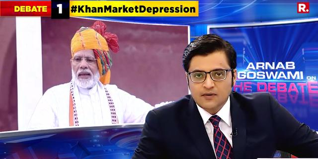 What explains #KhanMarketDepression?