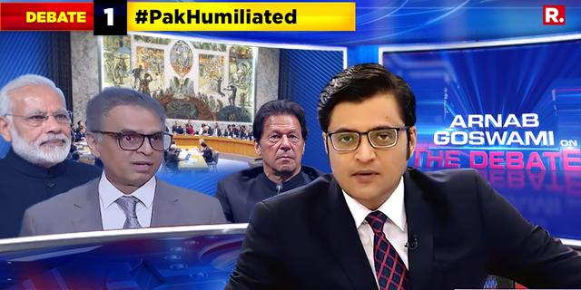 #PakHumiliated at UNSC again