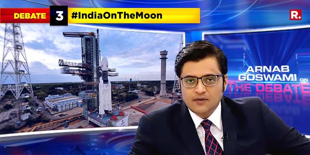 Rolling Coverage Of Moon Landing