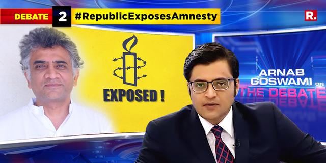 Republic Exposes Amnesty