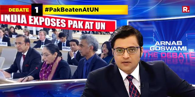 India's Knockout Punch At UNHRC