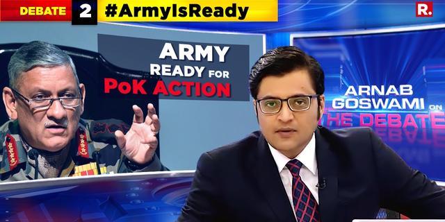 #ArmyIsReady