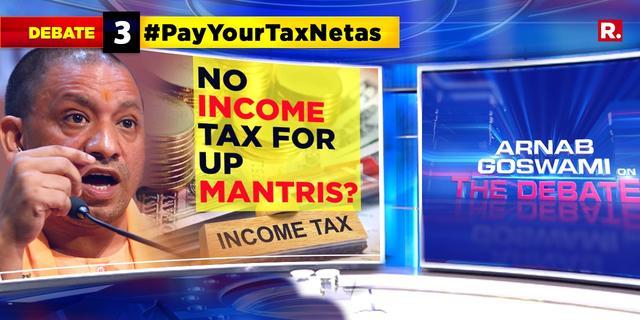 No 'Tax Terror' For Mantris?