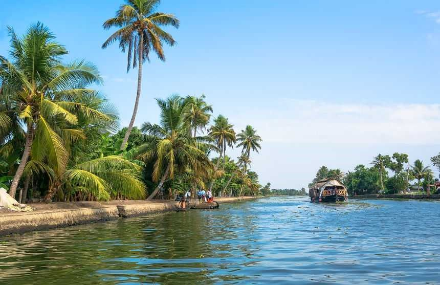 allepy backwaters