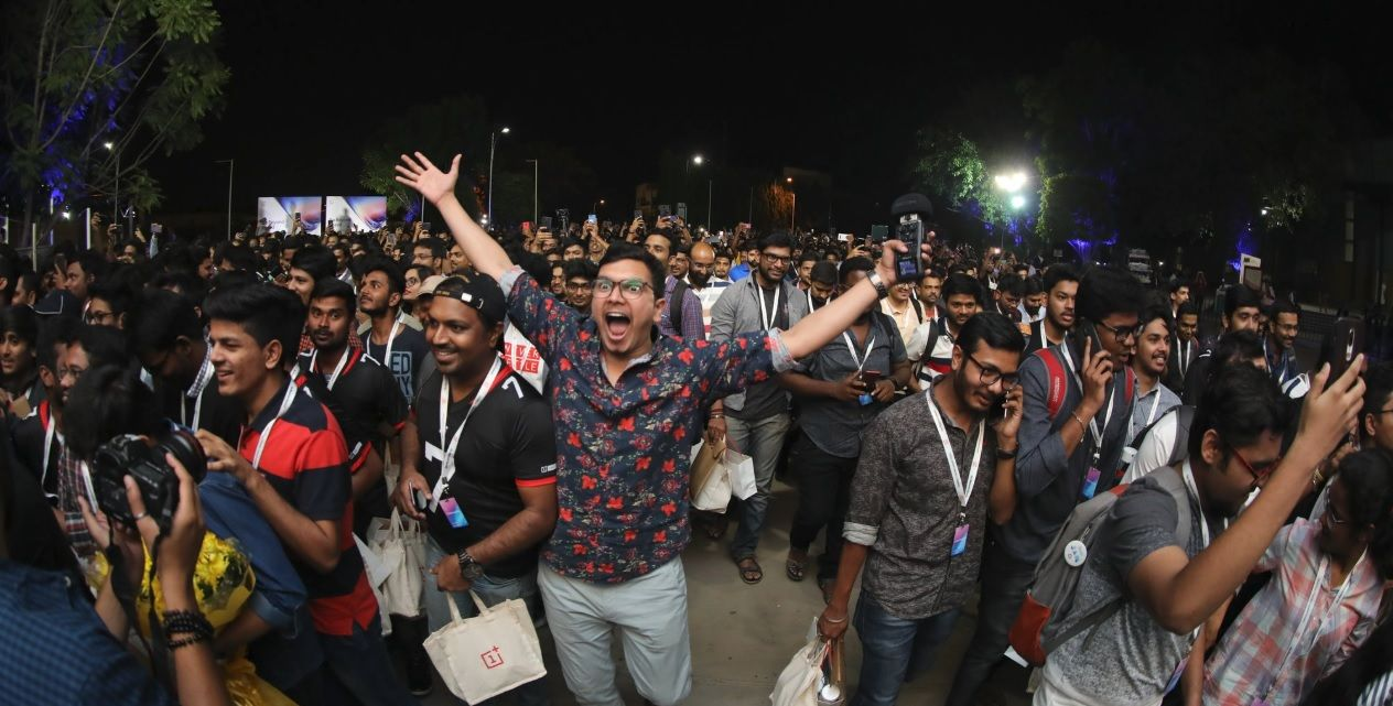 OnePlus 7 in Bangalore