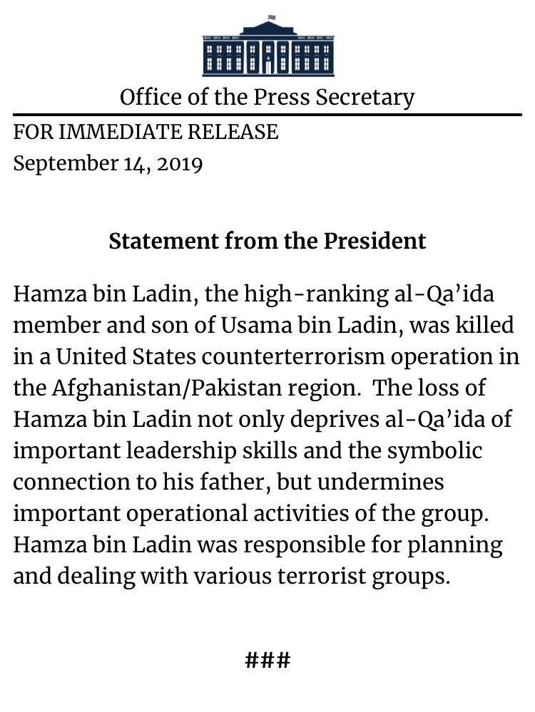 Hamza death