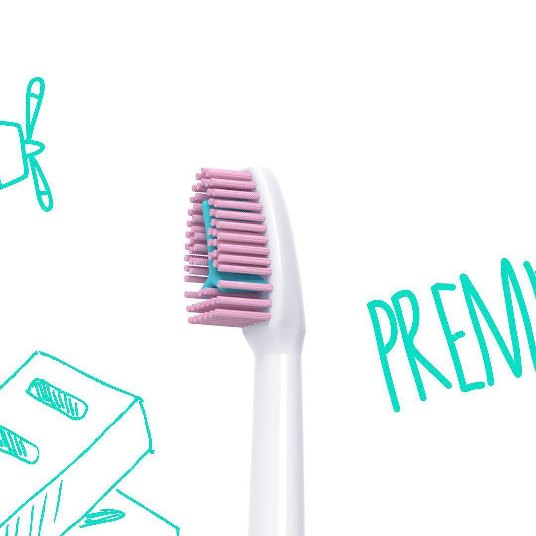 Bristle toothbrush