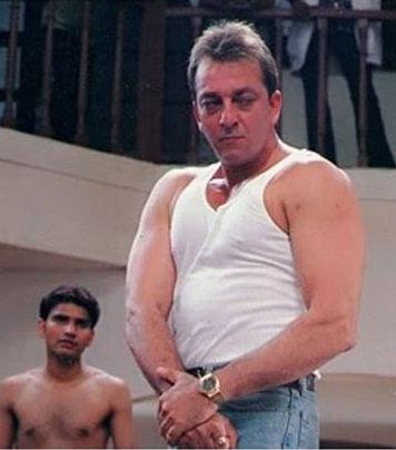 Sanjay Dutt in Munna Bhai M.B.B.S