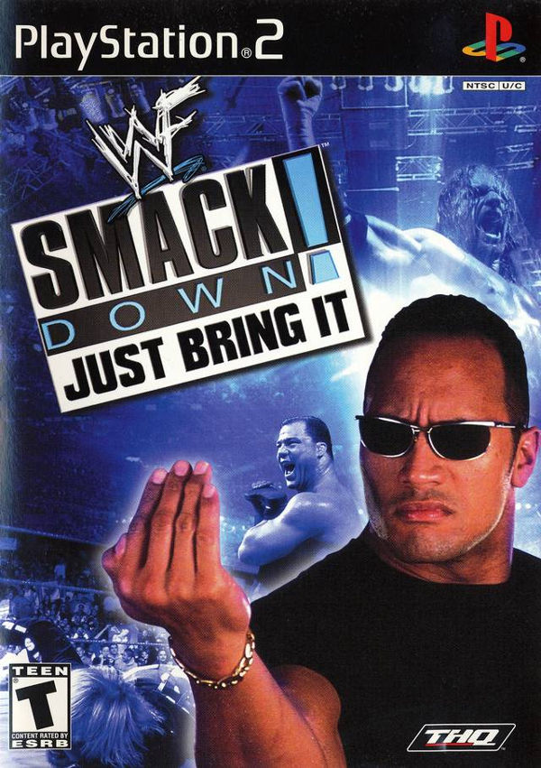 The Rock SmackDown 1999
