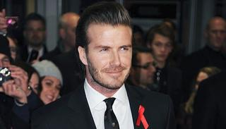 David Beckham at the World premiere of 'The Class of 92' in London  Photo- Getty Images