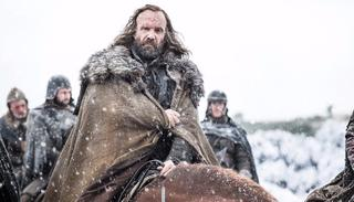 It's good to see Sandor Clegane alive, isn't it? Right? (HBO)