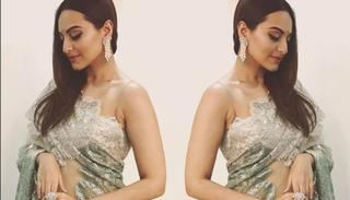 It's all about pairs for Sonakshi Sinha (Credit: Instagram-@aslisona)