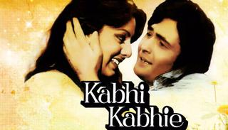 Kabhi Kabhi(1978): One of the first multi starrers for Rishi, this movie starred Amitabh, Shashi Kapoor, Rishi Kapoor, Waheeda Rehman, Neetu Singh, Raakhee, Parikshat Sahni. Directed by Yash Chopra, this movie is great as it has everything going for it. C
