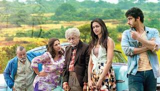 Deepika as Angelina 'Angie' Eucharistica in Finding Fanny.  (Source: IMDb)