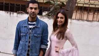Rajkummar Rao and Kriti Kharbanda