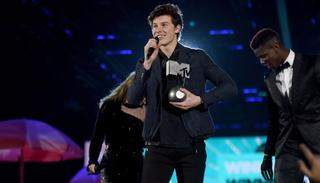 Shawn Mendes beat taylor Swift and Ed Sheeran to the Artist of the year award. The 19-year-old Canadian also won the song of the year at the EMA's