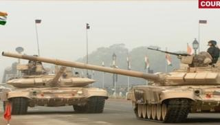 Main Battle tank of the Indian Army, T-90 Bhishma
