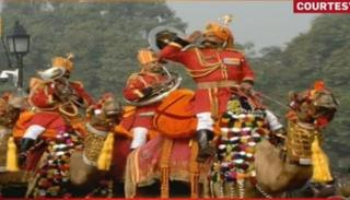 The Camel Marching Band of BSF is one of its kind in the world