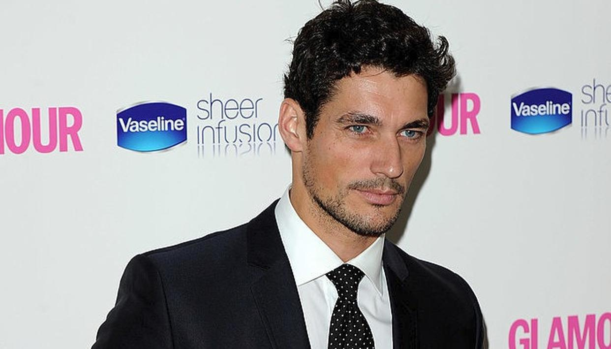 David Gandy at the Glamour Women of The Year Awards in London.   Photo- Getty Images
