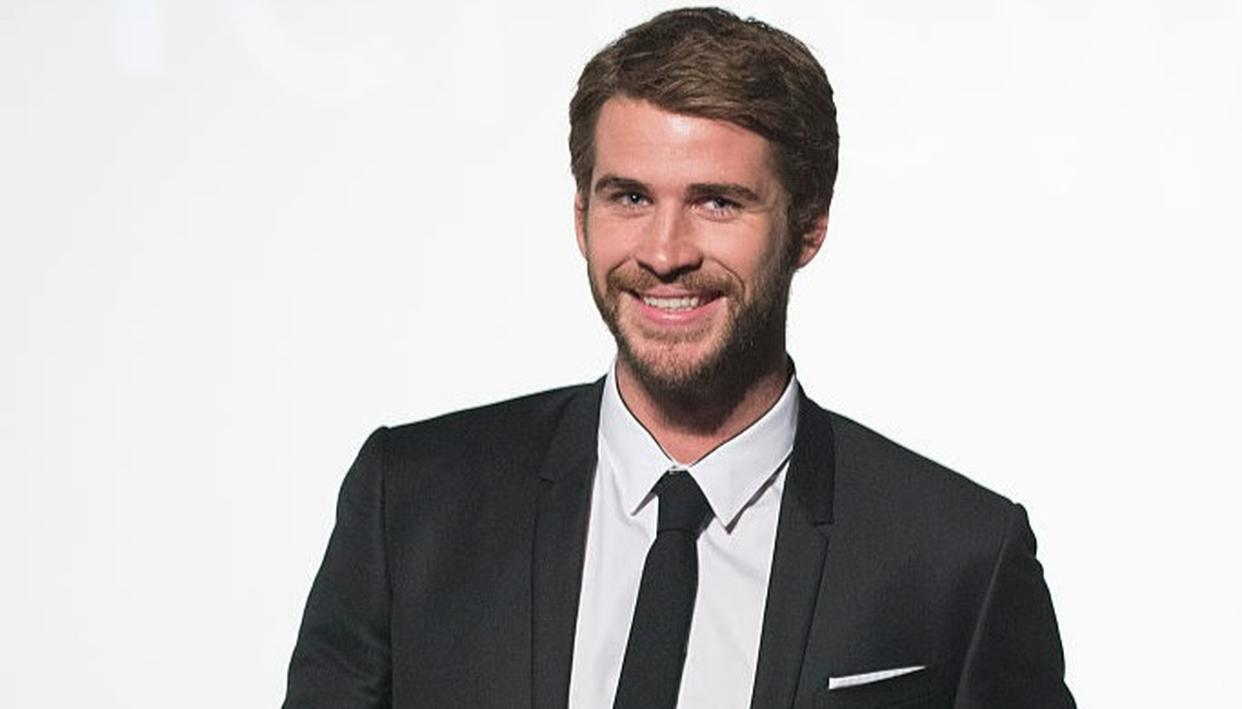 Liam Hemsworth at the Zurich Film Festival in 2015.  Photo- Getty Images
