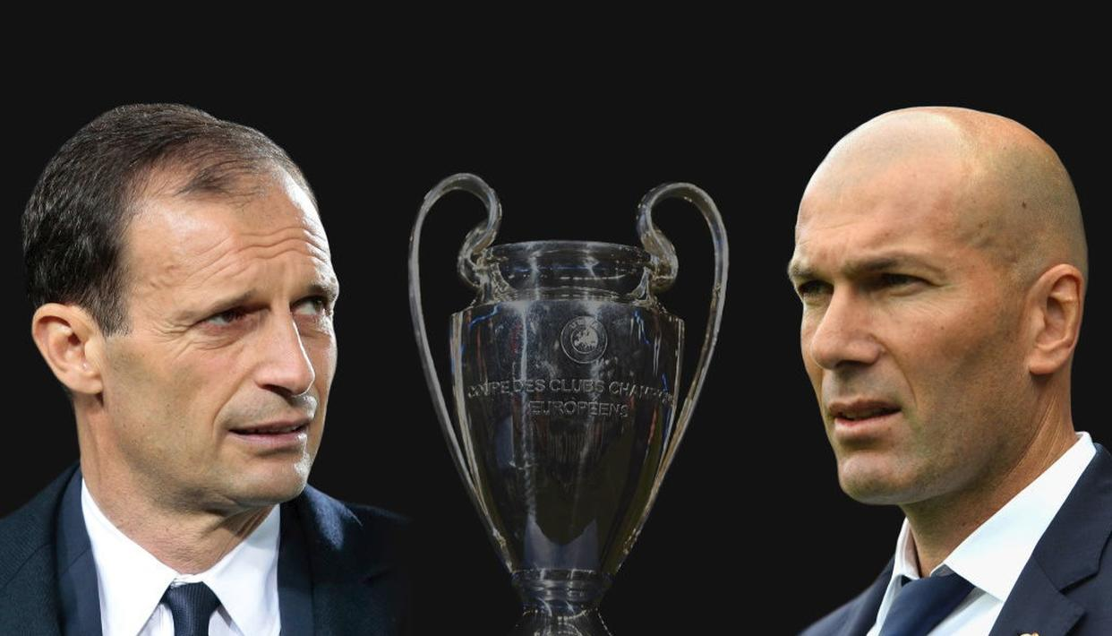 Juventus are looking to complete a treble while Real Madrid are aiming to become the first team since AC Milan in 1991 to successfully defend the Champions League