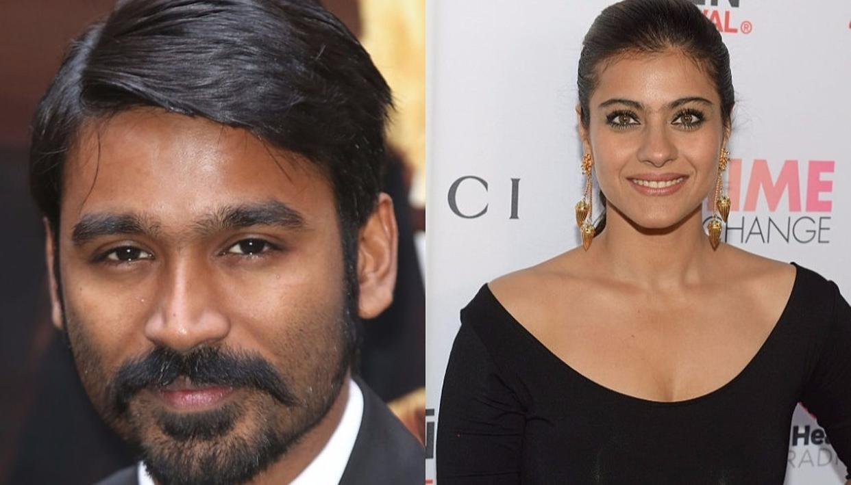 Kajol is set to make her comeback into Kollywood with VIP-2 (getty)