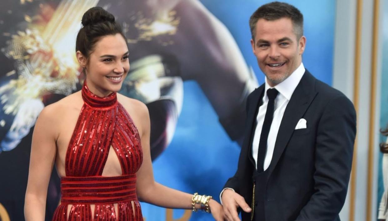Choice Action Movie - Wonder Woman (Getty)