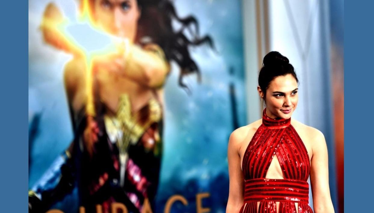 Choice Action Movie Actress - Gal Gadot (Getty)