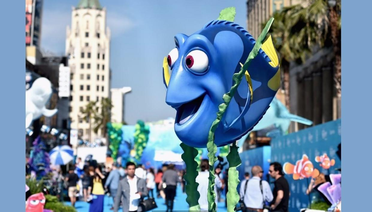 Choice Comedy Movie - Finding Dory (Getty)