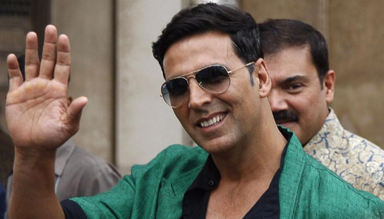 3. Akshay Kumar with $35.5 million (Credit: Forbes, PTI)