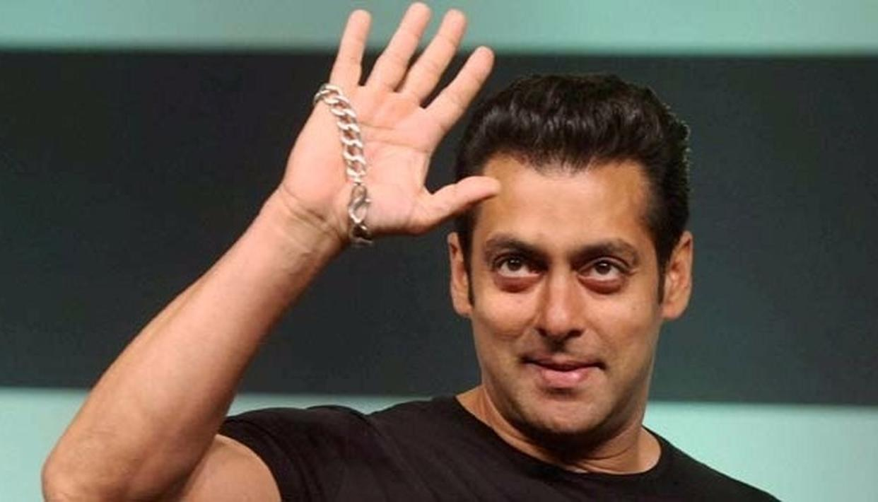2. Salman Khan with $37 million (Credit: Forbes, PTI)